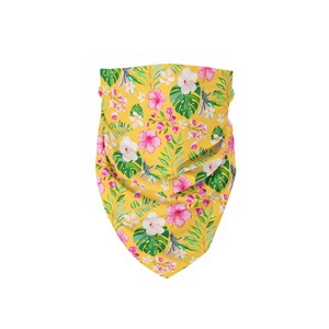 Coco & Pud Summer Sunrise Tie Up Bandana - Coco & Pud
