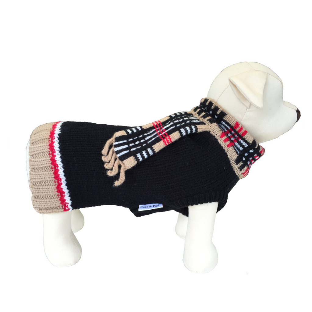 Coco & Pud Chelsea Dog Sweater