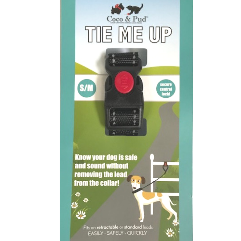 Coco & Pud Tie Me Up Safety Strap