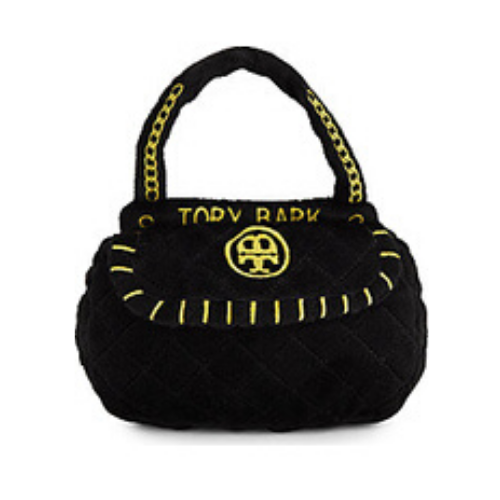 Tory Bark Handbag Dog Toy - Coco & Pud