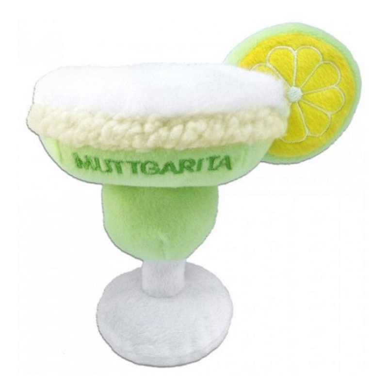 Muttgarita Dog toy - Coco & Pud