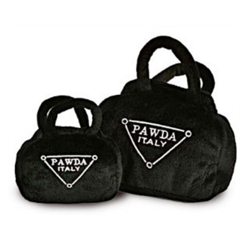 Coco & Pud Pawda bag Dog Toy
