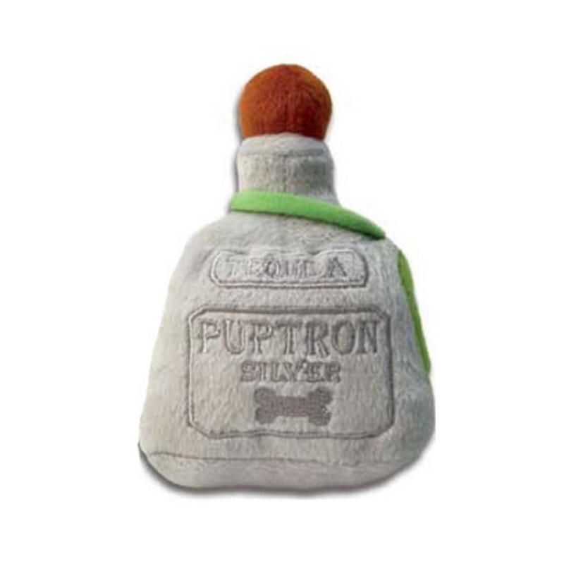 Puptron Tequila Dog Toy - Coco & Pud