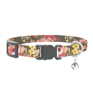Coco & Pud Vintage Garden Cat Safety Collar