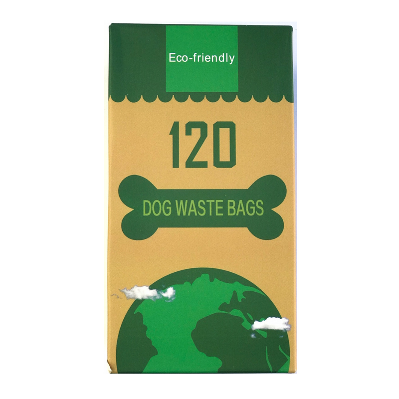 Coco & Pud Sustainable Dog Waste Bags
