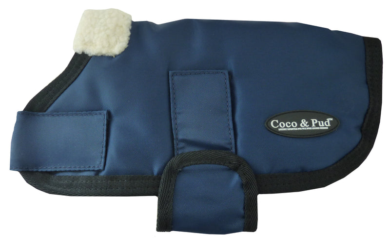 Waterproof Dog Coat Navy