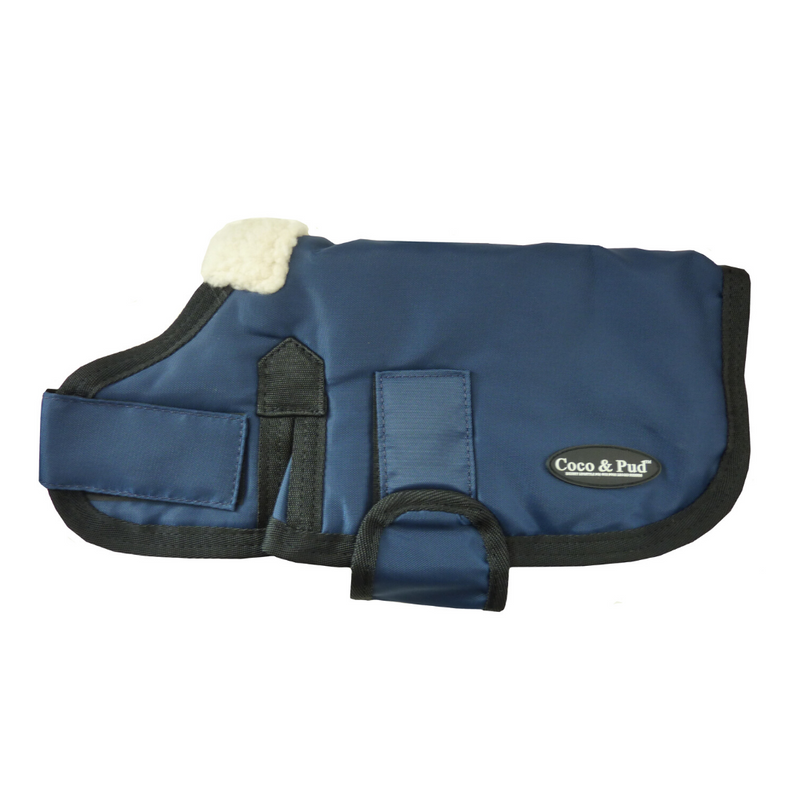 Waterproof Dog Coat 3008 Navy