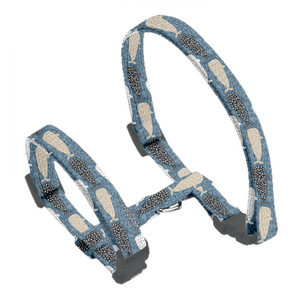 Coco & Pud Whale of a Time Cat Harness