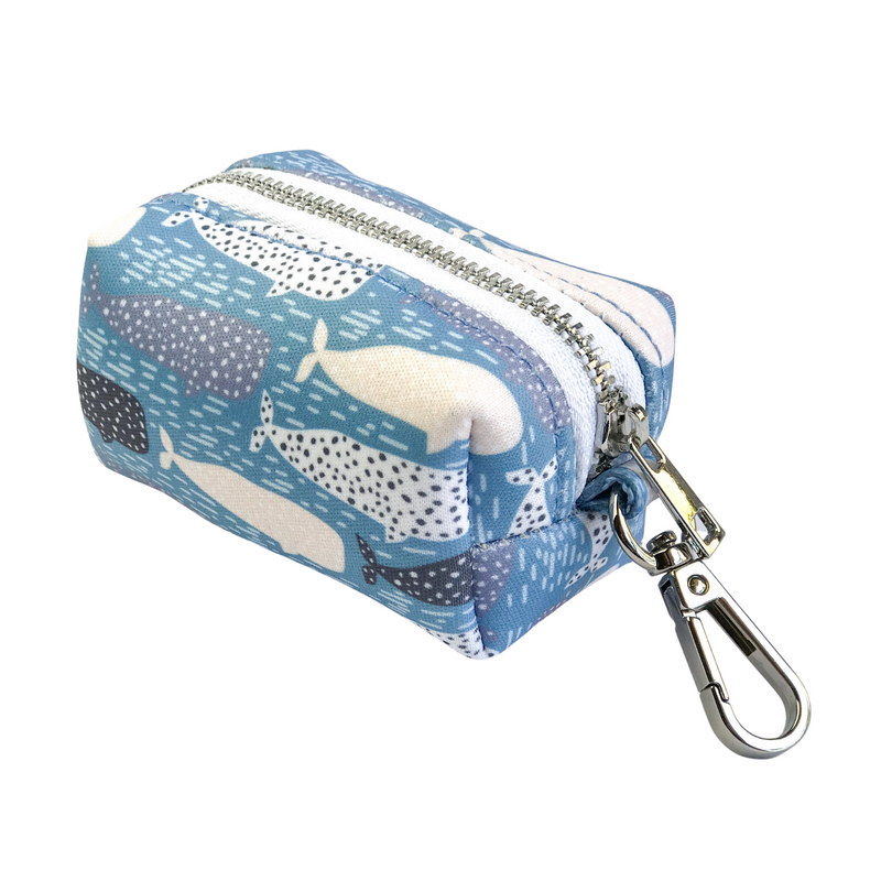 Coco & Pud Whale of a Time  Waste Bag Holder