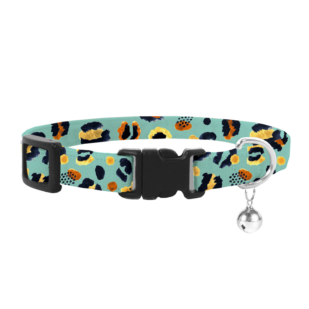 Coco & Pud Walk on the Wild Side Cat Collar
