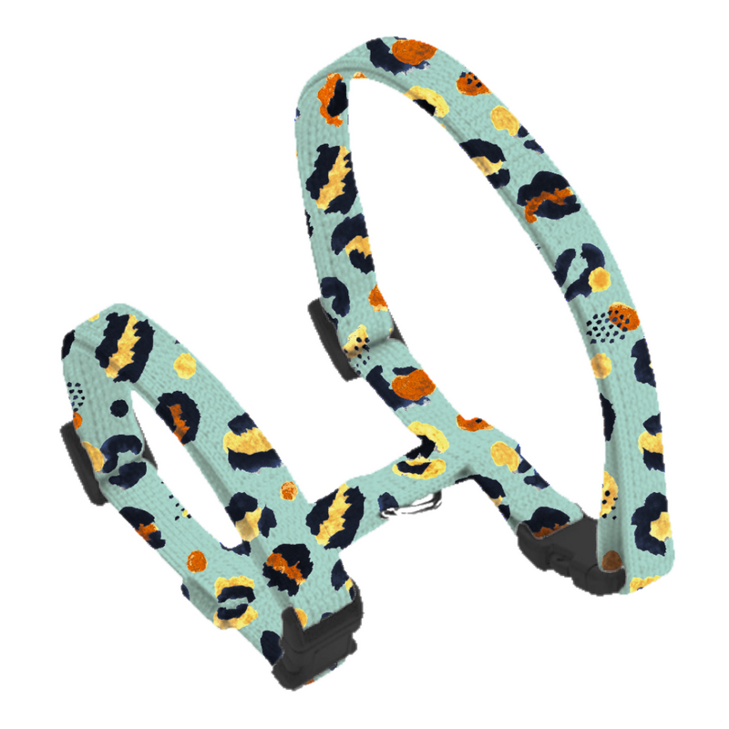 Coco & Pud Walk on the Wild Side Cat Harness