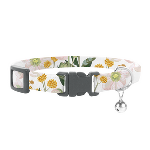 Coco & Pud Windflower Cat Safety Collar
