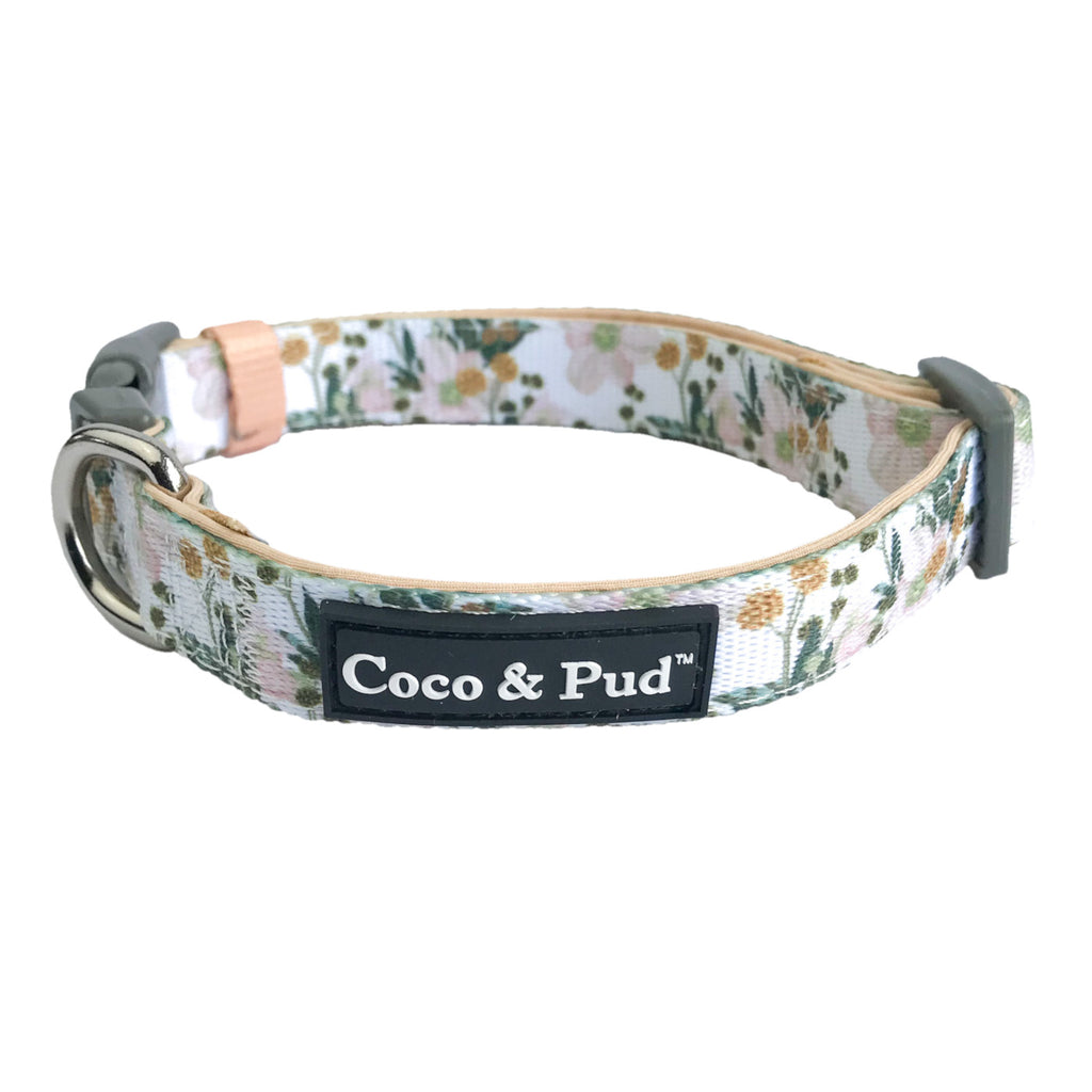 Coco & Pud Windflower Collar