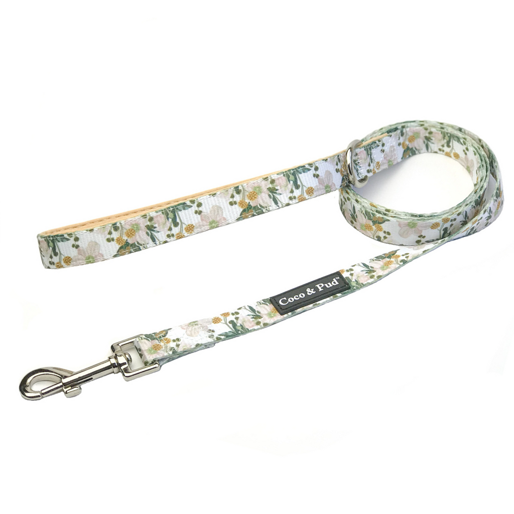 Coco & Pud Windflower Dog Lead