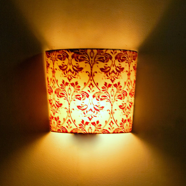 Arabica Print Wall Light