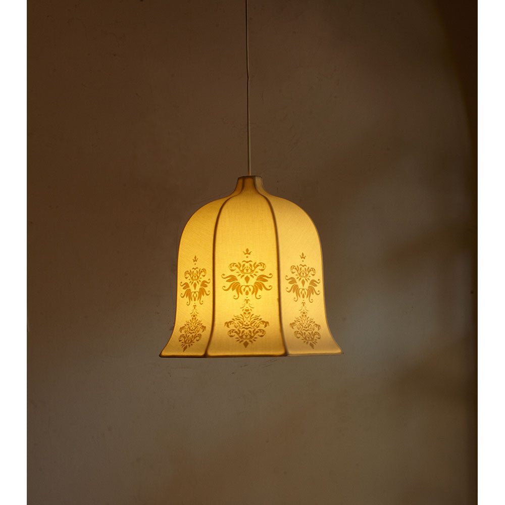 Bell Fabric Ceiling Lights