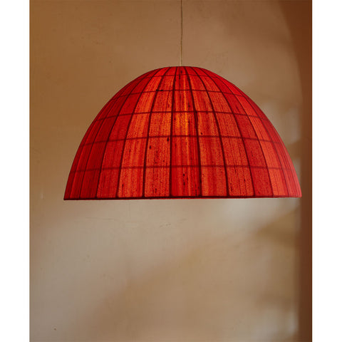 Dome Fabric Ceiling Lights