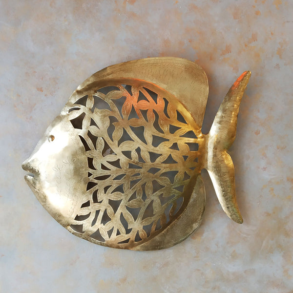 Gold Fish Wall decor