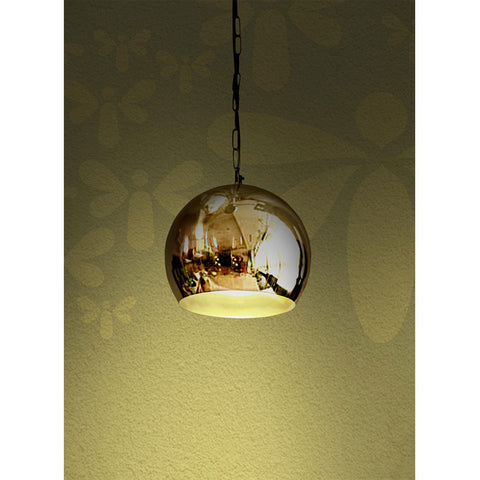 Gold Ball Pendant Ceiling Lights