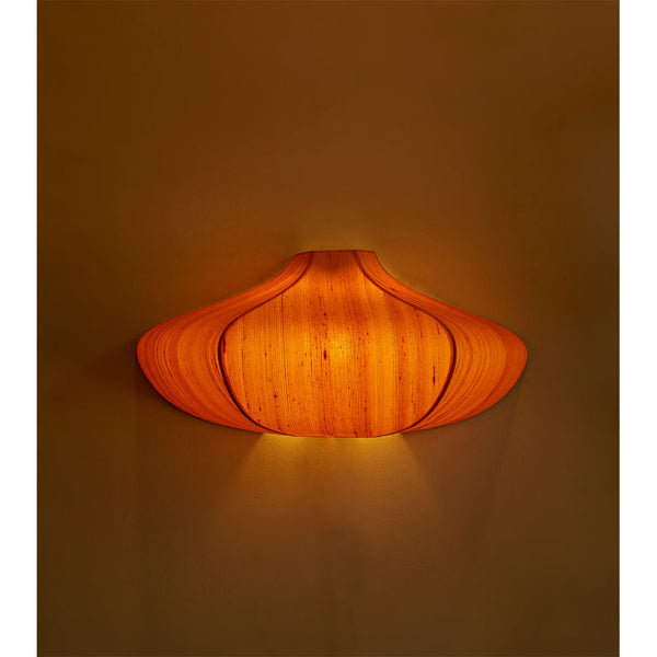 Half Onion Wall Light