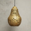 Bulb Cutwork Pendant Light