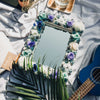 Flower Mirror Frame