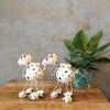 Paper Mache Camels (Set of 2)