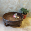 Antique Wooden Grinder/Chakki Table
