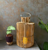 Bamboo Candle Holder/ T-Light