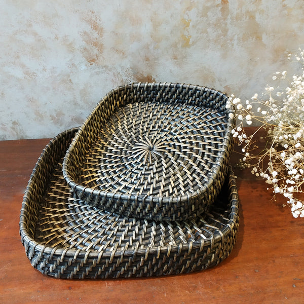 Cane Tray(Set of 2)