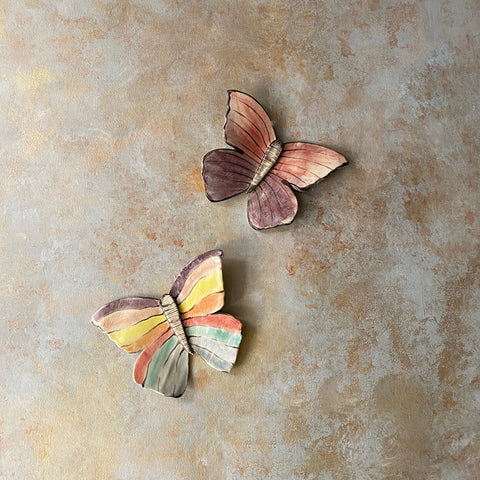 Wall Butterflies (Set of 2)