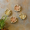 Wall Flowers (Set of 4)