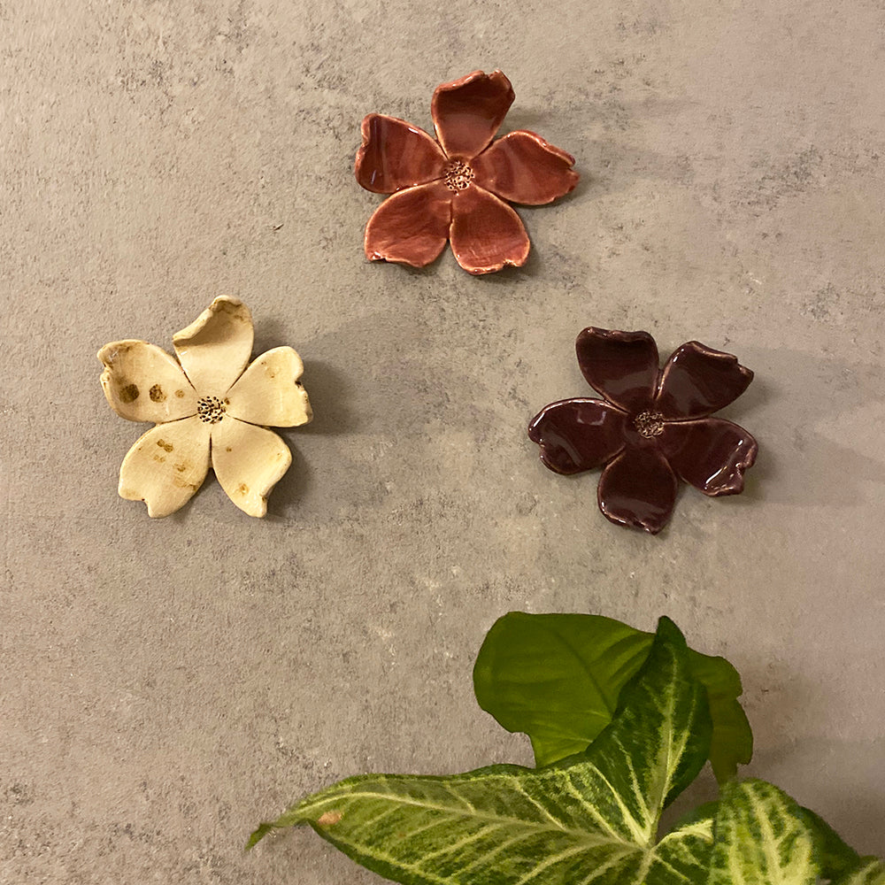 Wall Flowers (Set of 3)