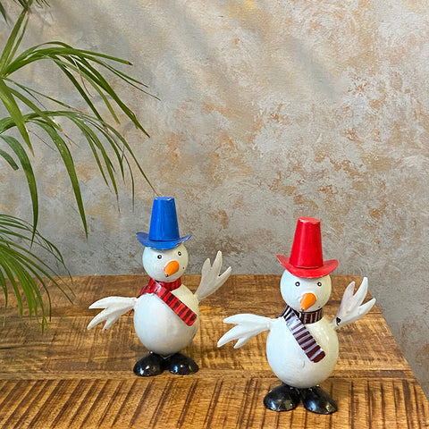 Christmas Birds(Set of 2)