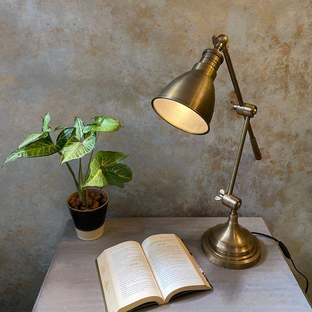 Azar Study Table Lamp