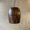 Barrel Hanging Lamp