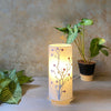 Cherry Design Paper Table Lamp