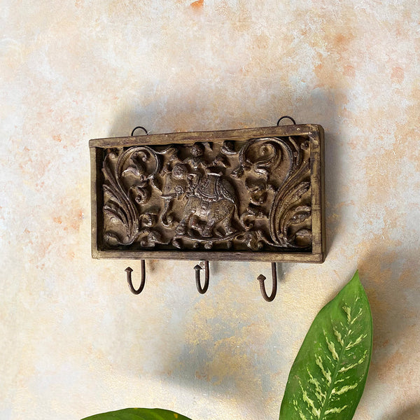 Carved Panel Hook