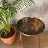 Resin Copper Coffee Table