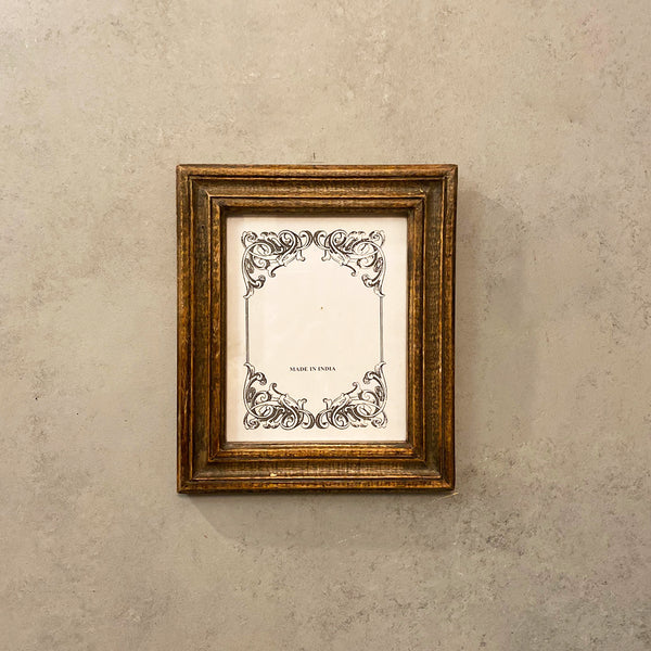 Vintage Photo Frame - Table/Wall