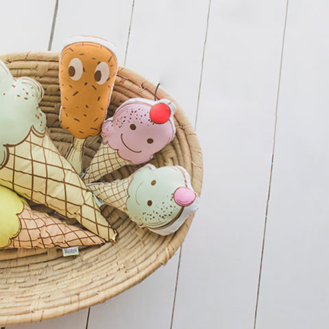 Ice-cream Small (Set of 3)