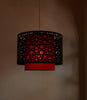Jaali Doublet Hanging Light