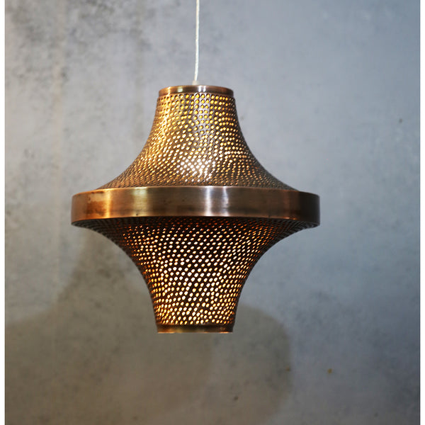 Tomb Metal Hanging Light