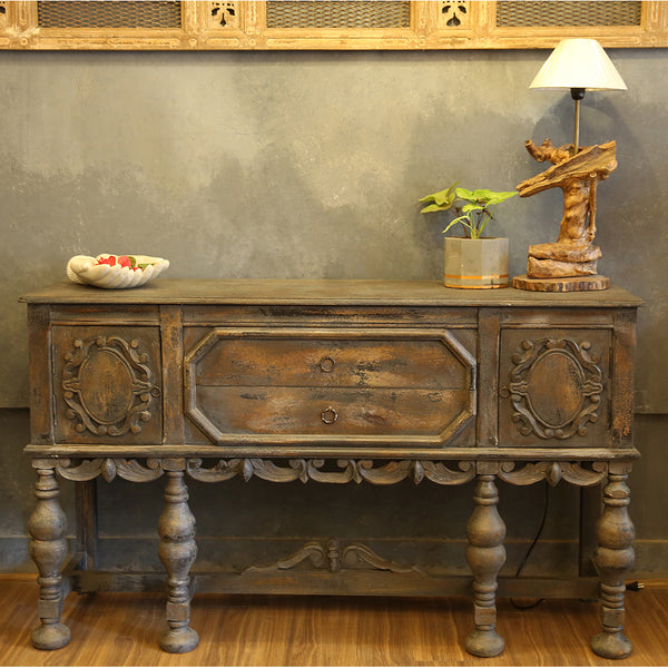 Vintage Console Table
