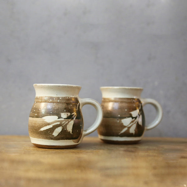 Pine Mugs(Set of 2)