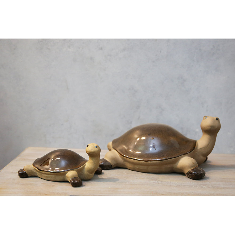 Ceramic turtle (Single Piece)