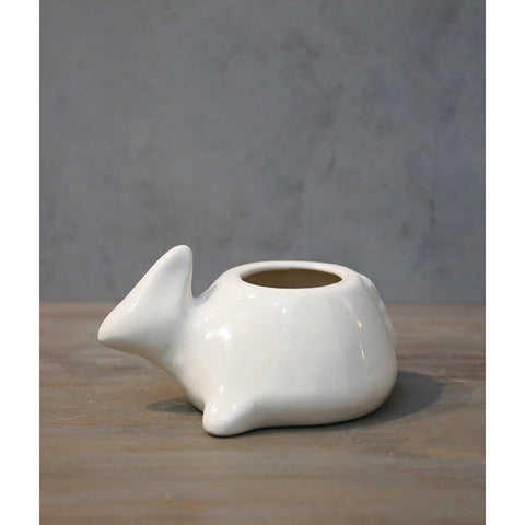 Rabbit Ceramic Pot