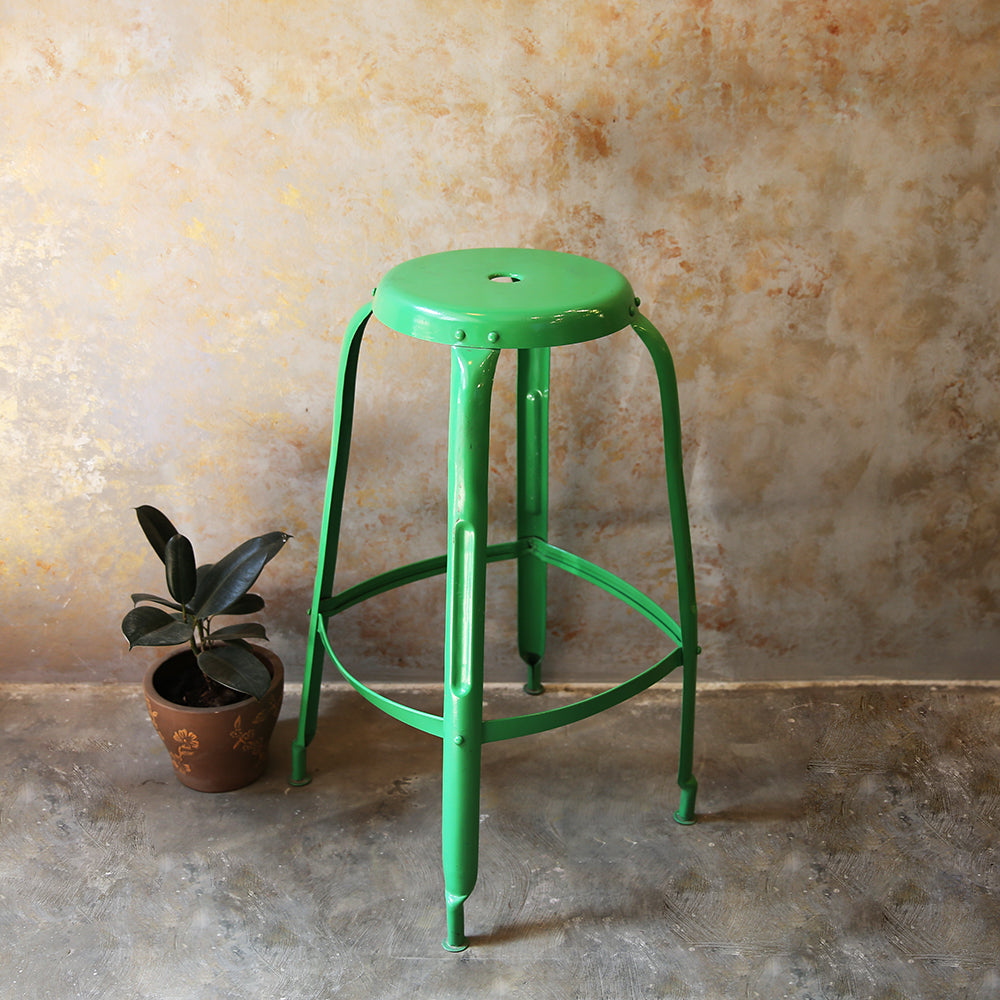 Trendy Metal Stool
