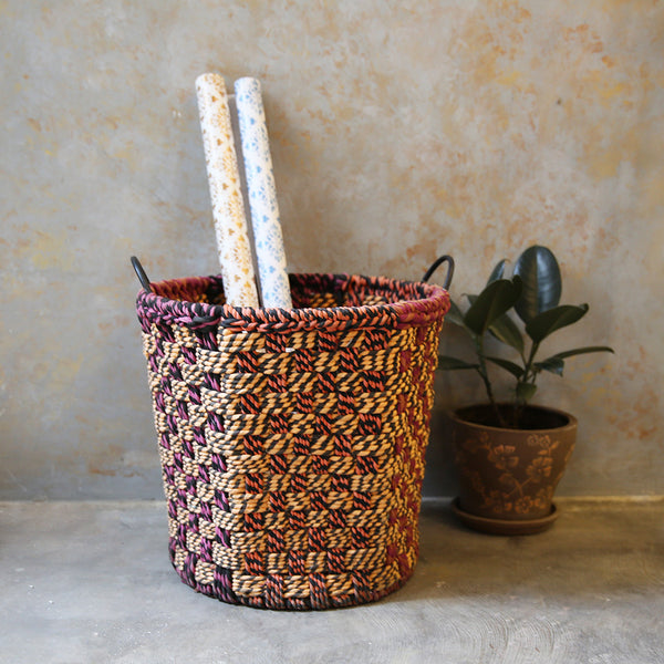 Recycled Fabric Basket
