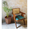 Cane & Wood Chair